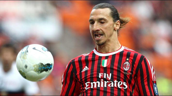 Oferta del Milan a Ibrahimovic