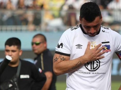 """Esteban Paredes: """"Nos dijeron que la seguridad iba a estar y miren lo que pasó"""""""