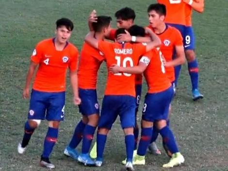 Chile empata con Ecuador en el debut del Grupo B