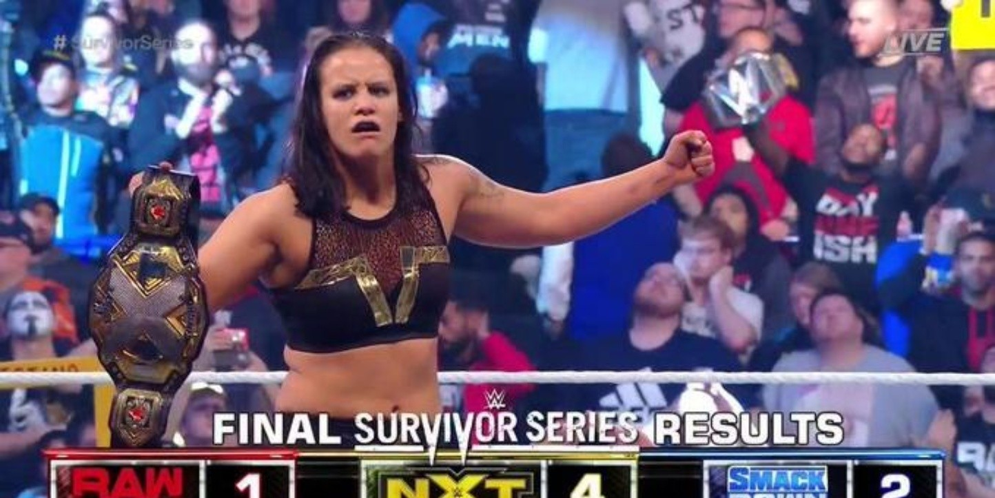 Video | NXT gana Survivor Series y es la marca dominante de WWE