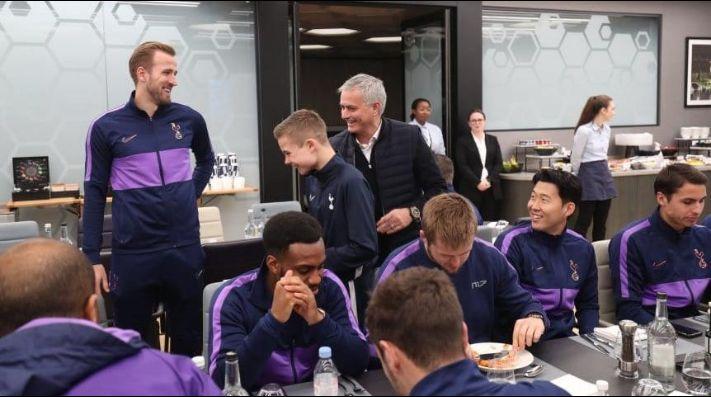 La oferta que recibió Mourinho para que no fuera al Tottenham