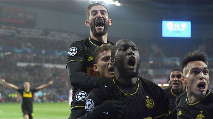 Con doblete de Lautaro, Inter ganó y es el único líder