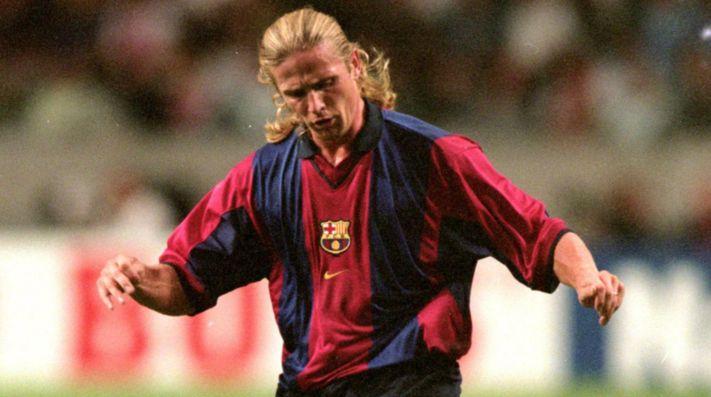 Racismo | Petit detalla su experiencia en el vestuario del Barça