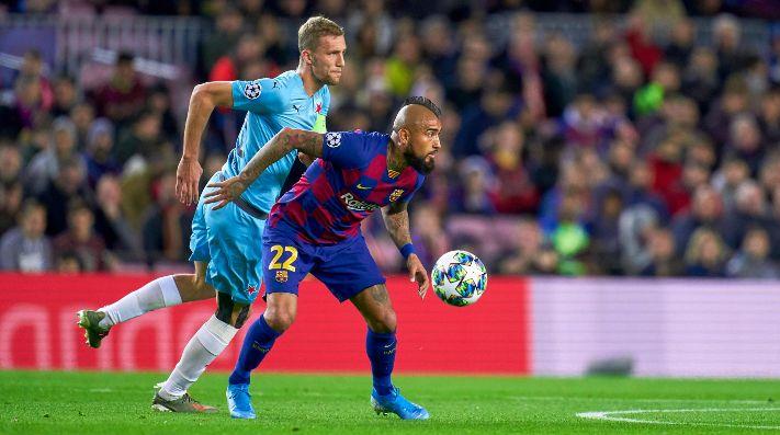 Vidal y Rakitic, dudas en 'Barça'