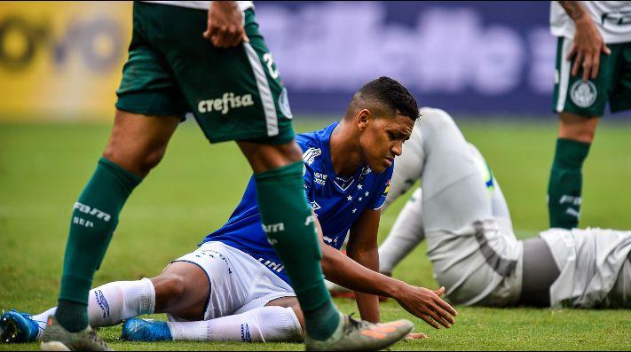 El Cruzeiro de Luis Manuel Orejuela desciende en Brasil