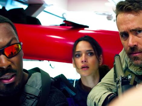 """Un último trailer para """"6 Underground"""", lo nuevo de Ryan Reynolds"""
