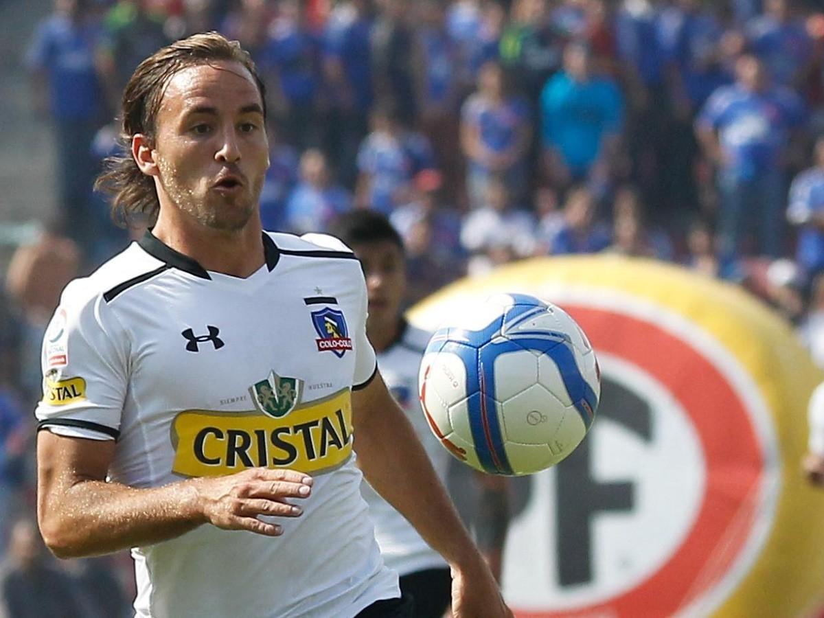 José Pedro Fuenzalida reconoce que decidió jugar en Colo Colo ...
