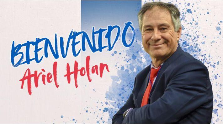Holan, confirmado como nuevo DT de la Universidad Católica