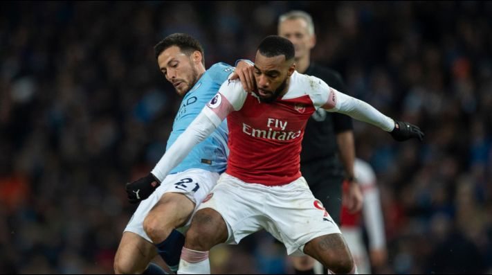 Arsenal recibe en Londres al Manchester City por la Premier League.
