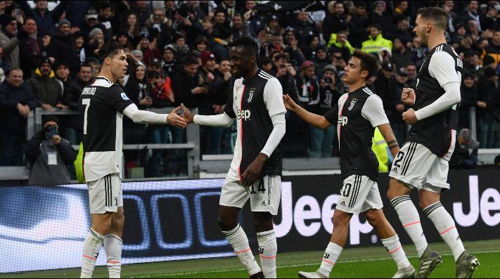 Cristiano firma un doblete y los postes amargan el cumpleaños del Milan