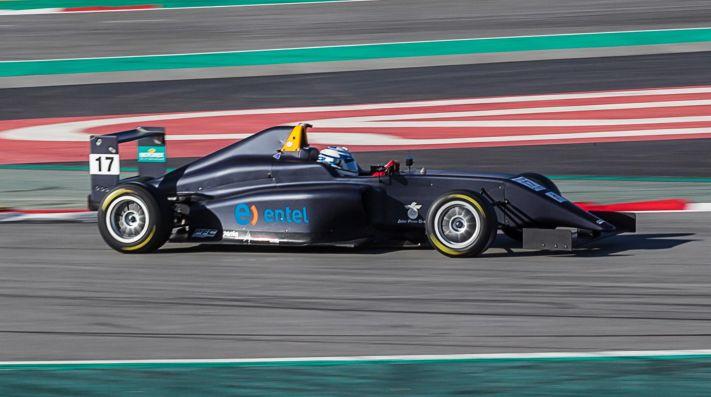 Nico Pino ha tenido grandes avances de cara a la temporada de Formula 4