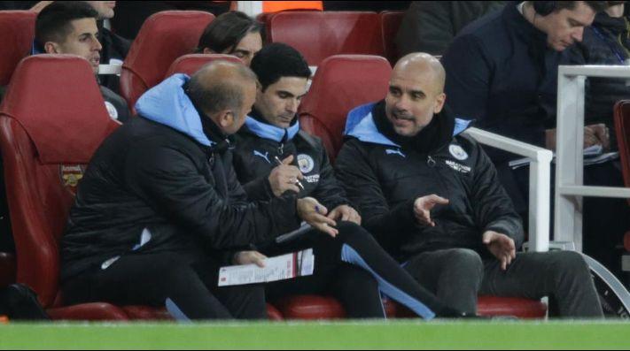 Guardiola pide fichajes para seguir en el City