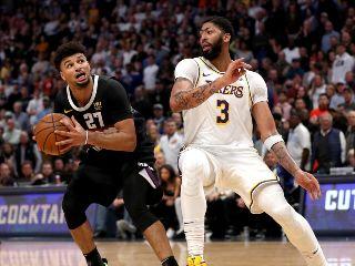 Ver En Vivo Los Angeles Lakers Vs Denver Nuggets Por Nba