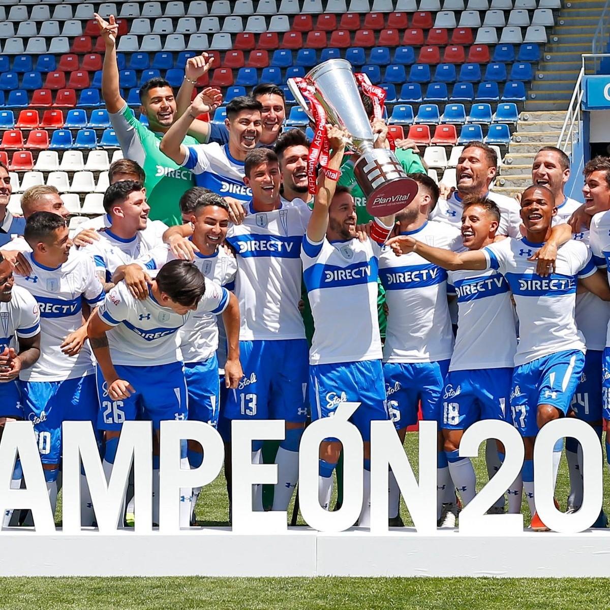Especial 2019 Todos Los Campeones Del Futbol Chileno Redgol