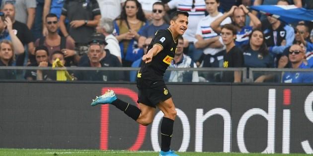 Ver EN VIVO Inter de Milán de Alexis Sánchez vs Atalanta por la 19° fecha de la liga italiana | RedGol