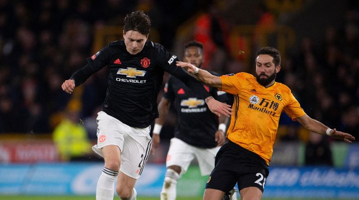 Manchester United elimina a Wolverhampton