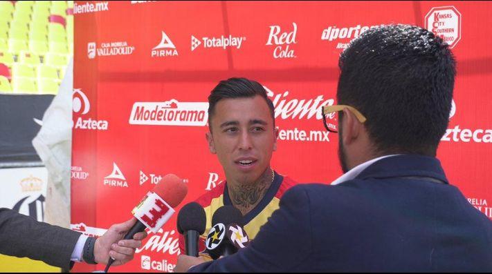 Marcelo Espina culpó a Jorge Valdivia de su salida de Colo Colo
