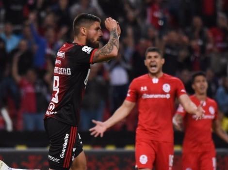 Ignacio Jeraldino aporta con un gol y habilitación en triunfo de Atlas