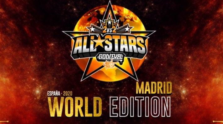 Chuty y Skone ganan la God Level - All Stars en España