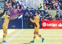Vidal compartió con el francés