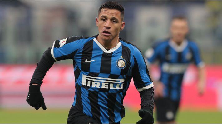 Gol y expulsión en el empate de Inter ante Cagliari — Lautaro Martínez