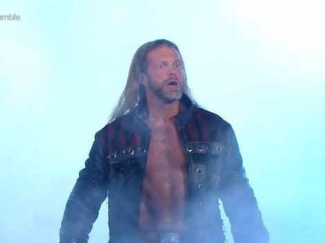 ¡Edge vuelve oficialmente a la lucha libre!