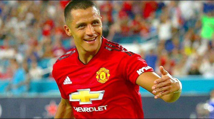 Giro inesperado del United con Alexis