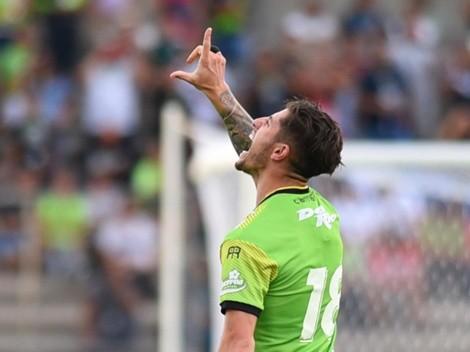 Video: Ángelo Sagal marca un gol en triunfo de Juárez sobre Querétaro