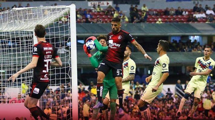 Emotivo homenaje de los jugadores del América a Nicolás Benedetti