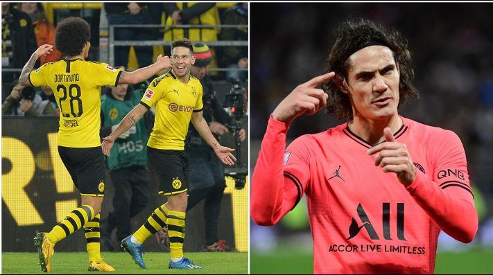 Borussia Dortmund - PSG en vivo: Champions League en directo