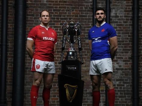 Ver EN VIVO Gales vs Francia por la tercera jornada del Six Nations Championship