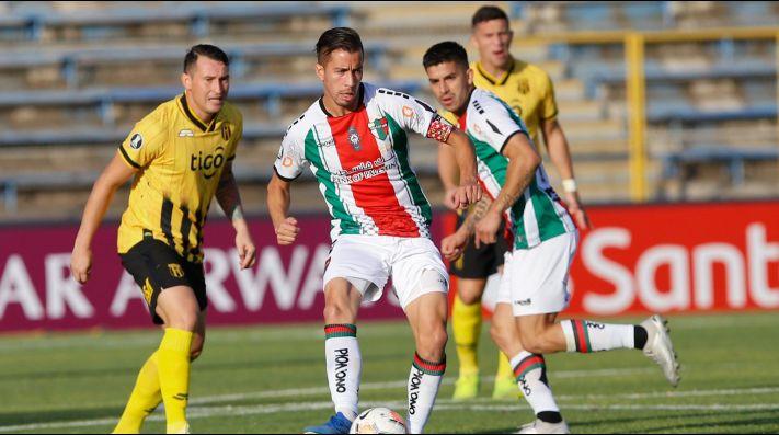 Palestino cayó en Paraguay y quedó fuera de la Copa Libertadores