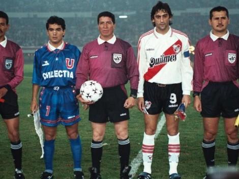Musrri revela por qué Valencia fue capitán de la U contra River
