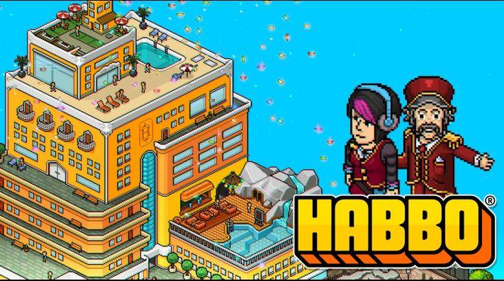 Habbo Hotel revive gracias a la cuarentena por coronavirus