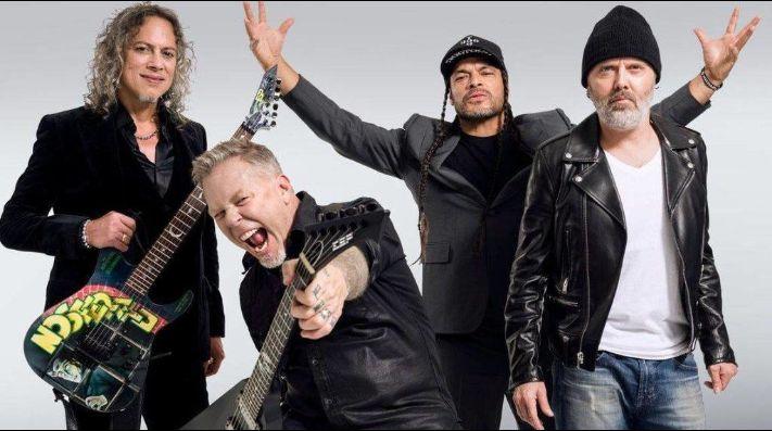 Show de Metallica en Chile ya tiene nueva fecha