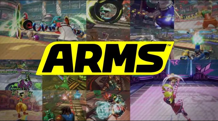 Un personaje de ARMS se unirá a Super Smash Bros. Ultimate