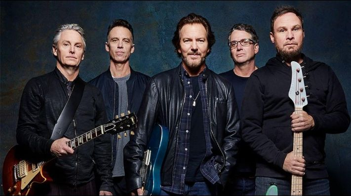 Pearl Jam avanzan otro tema nuevo, 'Quick Escape'