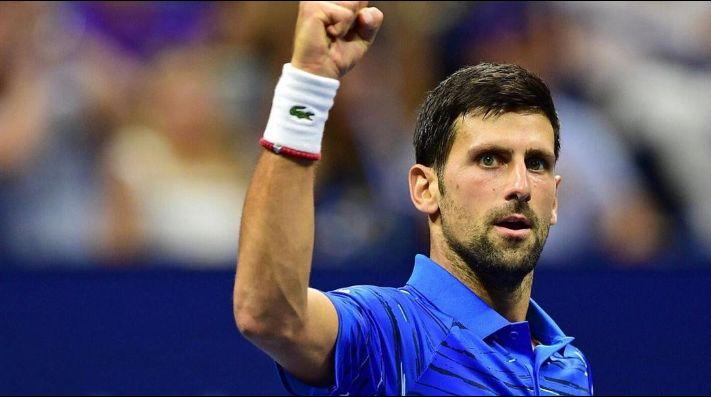 Djokovic donó un millón de euros para combatir el coronavirus