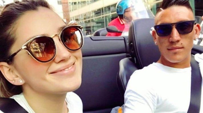 Muere Melody Pasini, novia de Ricardo Centurión