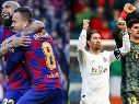 Barcelona y Real Madrid se disputan a la nueva