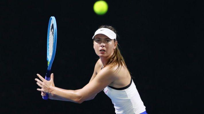 Maria Sharapova comparte su número personal para platicar durante la cuarentena