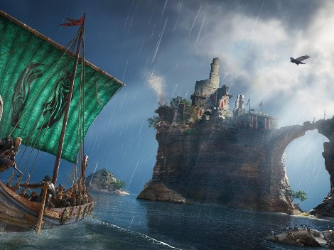 Assassin's Creed Valhalla contará con un mundo abierto gigante