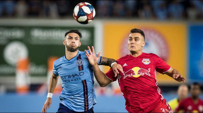 MLS abre campos de entrenamiento para prácticas individuales de fútbol