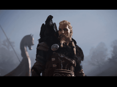 Presentan primer tráiler gameplay de AC Valhalla capturado de Xbox Series X