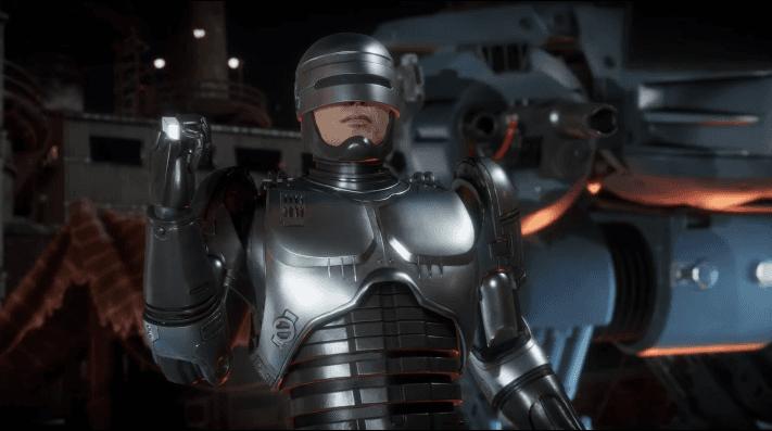 Mortal Kombat 11 muestra a RoboCop, Fujin y Sheeva en acción