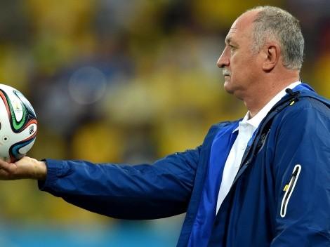 Scolari cuenta que tuvo todo para dirigir a Boca antes de Colo Colo