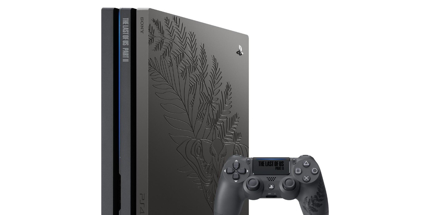 Edición limitada de The Last of Us Part II - PS4 Pro