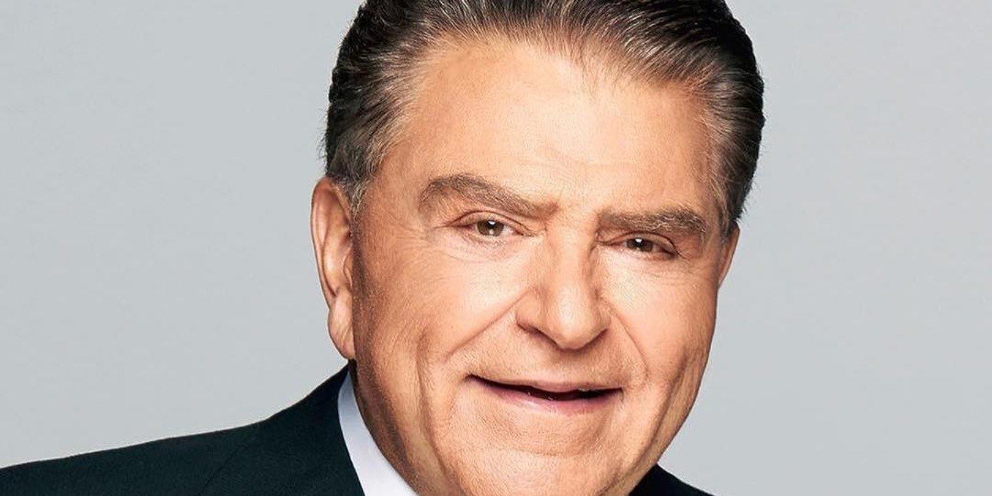 Don Francisco aseguró que mantendrá su actual look.