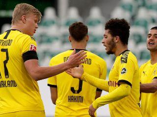 Borussia Dortmund vence a Wolfsburgo y le vuelve a meter presión ...