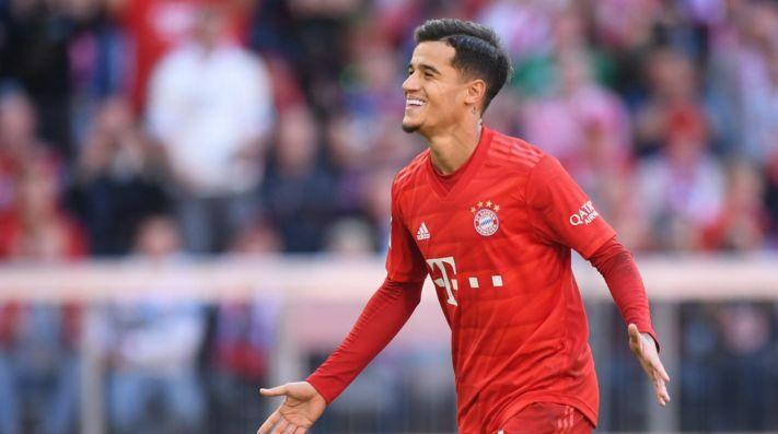 Philippe Coutinho no seguirá en el Bayern Múnich — Oficial